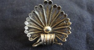 vintage german silver jewelry