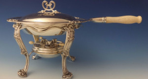 Museum Quality Antique Silver