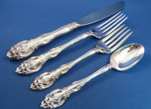 antique flatware la scala