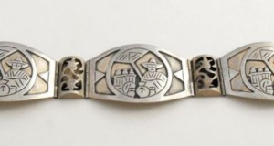 vintage taxco Silver jewelry
