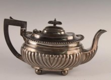 english gadroon silver