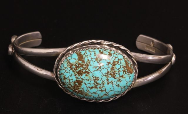 Featured Vintage Navajo Silver Jewelry
