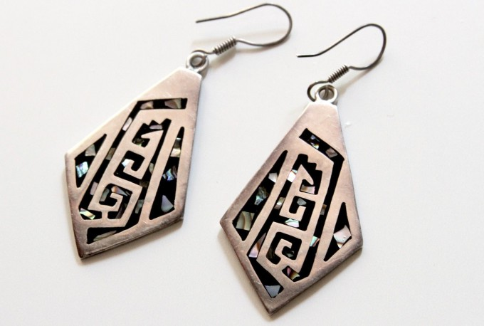 VINTAGE TAXCO MEXICO STERLING SILVER