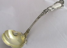 antique and vintage flatware